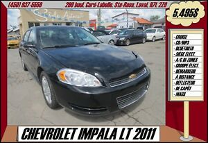 2011 Chevrolet Impala LT A/C BLUETOOTH MP3