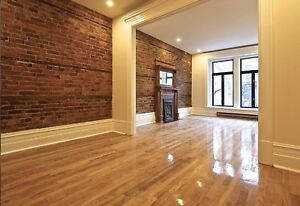 Fully Renovated Victorian Home - close to McGill, Concordia