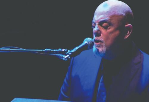 Billy Joel Photo High quality Reproduction Free Domestic Shipping 01