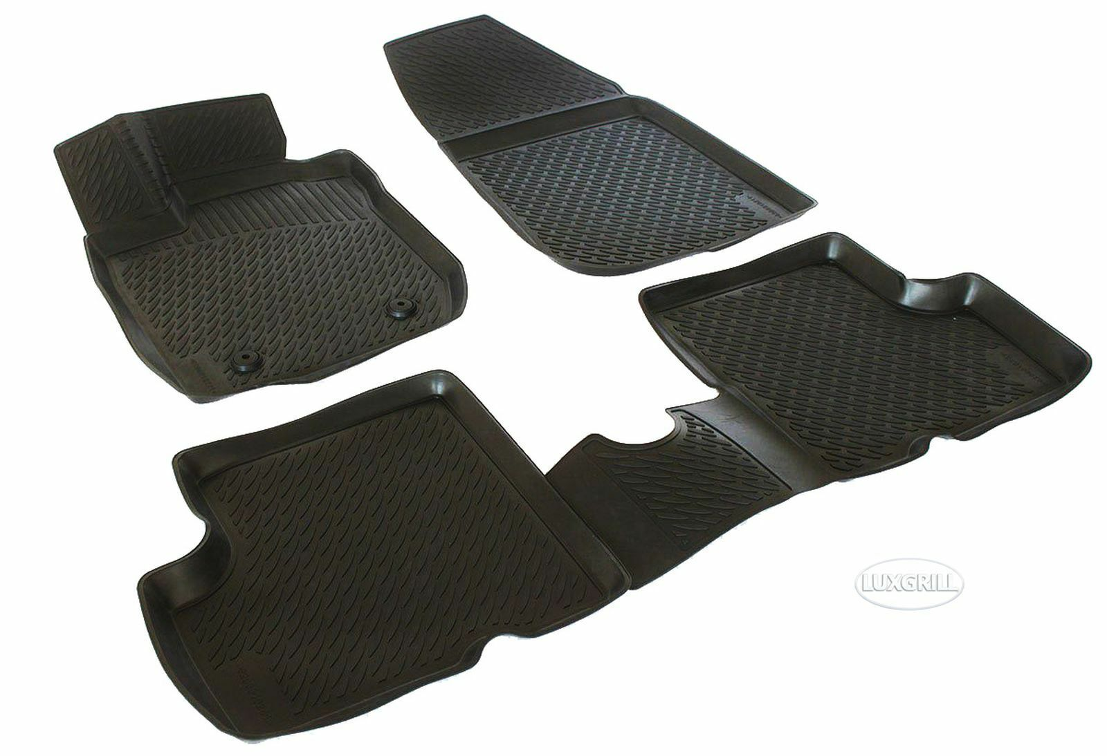 RMDA203401 Premium 3D Alfombrillas de Goma Alfombras TPE Dacia Duster 2010-14