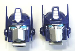 DaCa Toys OPTIMUS PRIME MP Replacement Heads (Set of 2) MP-10 YOTH