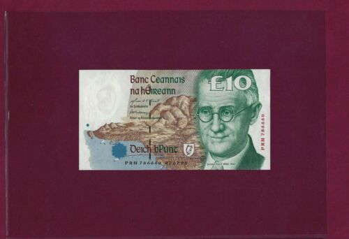 Ireland 10 Pounds 1998 P-76 UNC