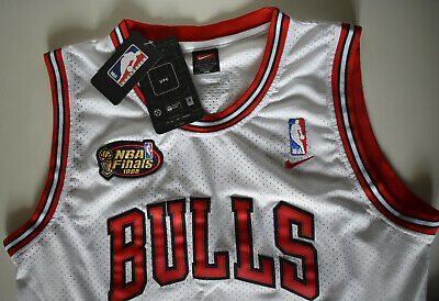 1998 NBA finals Michael Jordan jersey Talla
