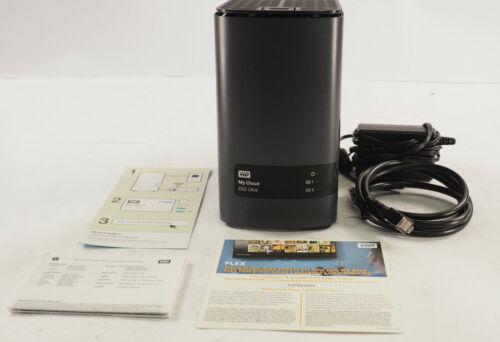 Western Digital My Cloud Expert Series EX2 Ultra NAS System, 12TB