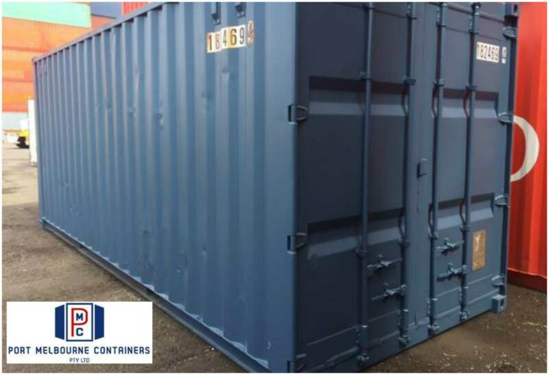 20ft Shipping Container Includes Delivery to Warrnambool