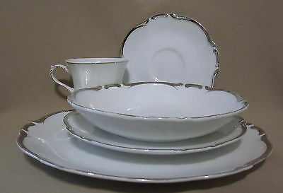 Harmony House Starlight 3656 Place Setting 5 Piece dinner salad cup saucer soup