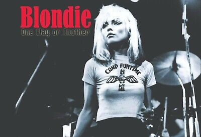 Blondie Photo High quality Reproduction Free Domestic Shipping