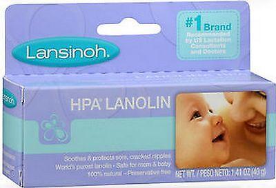 (Lansinoh HPA Lanolin 1.41oz  for DRY CRACKED SKIN)