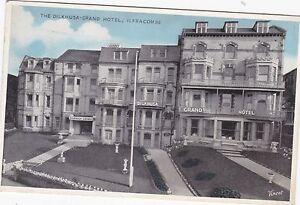 THE-DILKHUSA-GRAND-HOTEL-ILLFRCOMBE-PRINTED-POSTCARD