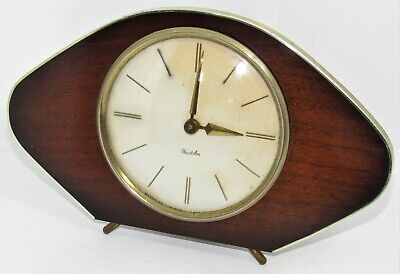 Nice 1950's Westclox Small Mantle Clock.