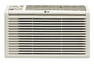 LG 5000 BTU Window Air conditioner, 2 Speeds / 2- Way Air  LW5014