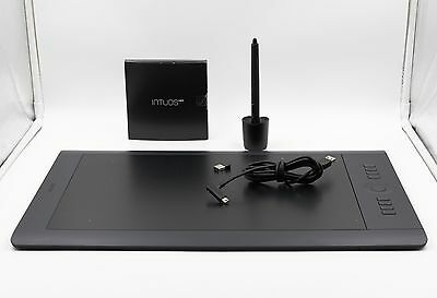 Wacom Intuos Pro Pen and Touch Large Tablet PTH851 with wireless module