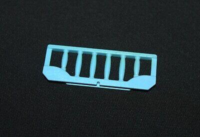 Playmobil époque victorienne barrière de lits superposés jaunie 5311