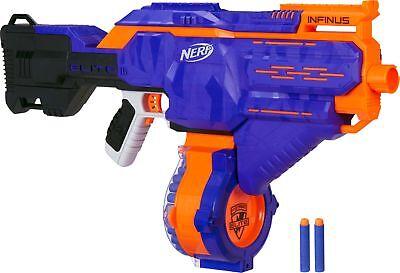 Hasbro - Nerf N-Strike Elite Infinus Blaster