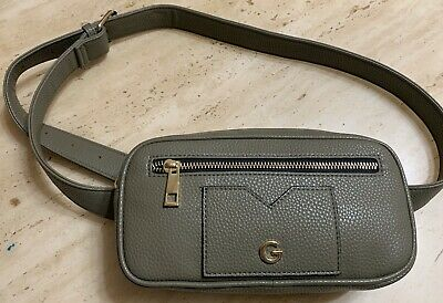 GUESS Green Fanny Pack Waist Bag NEW WITH TAG