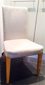 IKEA Henriksdal dining room chairs x 2
