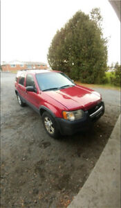 03 Ford Escape xlt 4x4