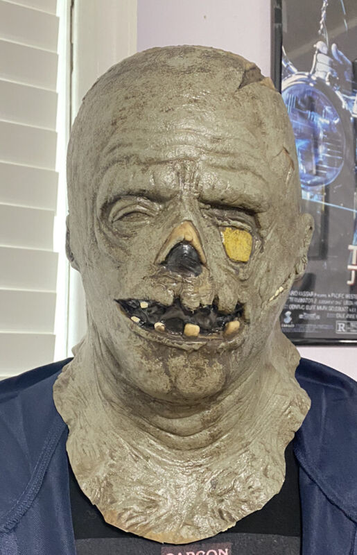 Friday The 13th Part 8 Jason Takes Manhattan  Latex Display Bust