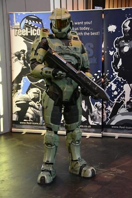 Build your own Halo costumes inc H3 IV V VI and marine more included - Cosplay - Halo Marine Costume