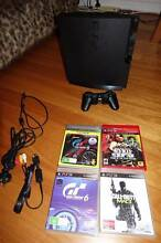 Playstation 3 500GB, Stand, 4 Games, Mascot Rockdale Area Preview