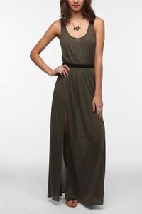 Urban outfitters maxi dress with slit