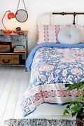 Twin Duvet Cover Blue