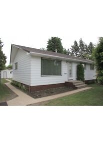 3br Main level house for rent