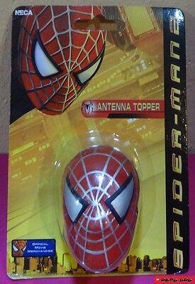 SPIDER-MAN 2 - Topper für Auto Antennen NECA NEU+OVP