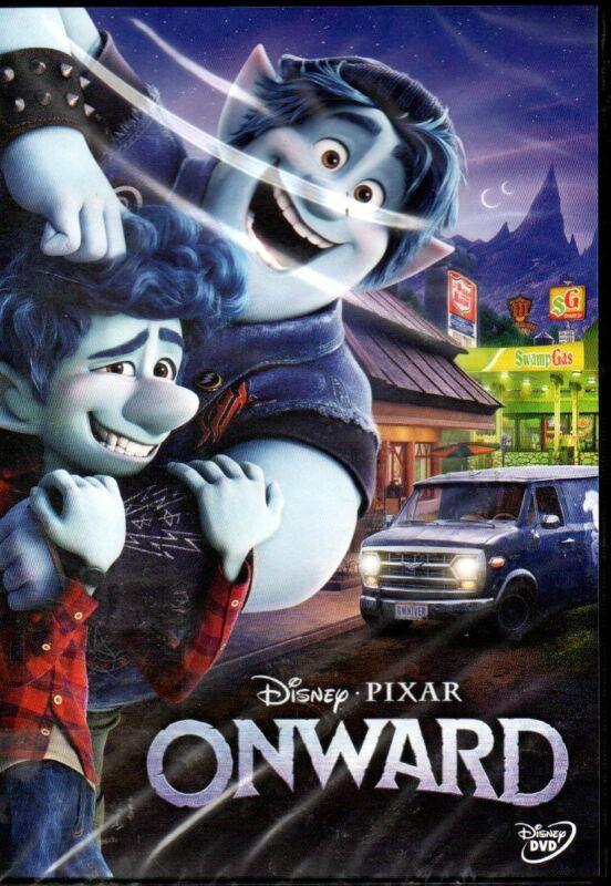 ONWARD DVD disney