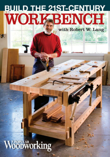 Build the 21st-Century Workbench DVD with Robert W. Lang