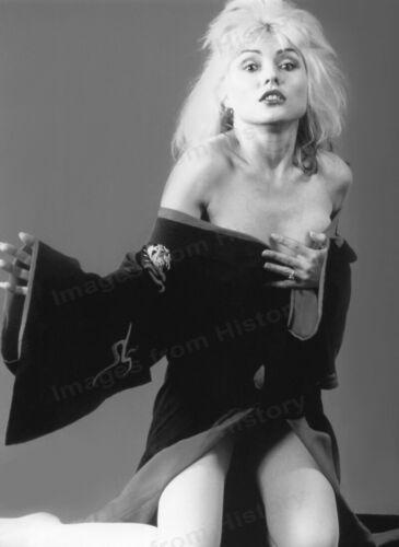 8x10 Print Debbie Harry Blondie Beautifully Crafted Portrait #7499