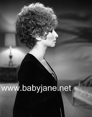 135/136 BARBRA STREISAND HAIR TEST CLEAR DAY PHOTO