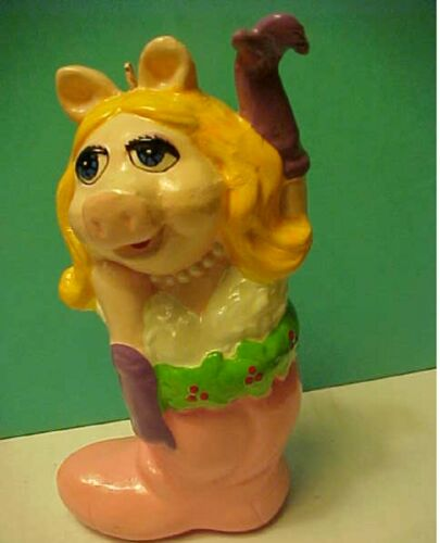 Muppets Miss Piggy in stocking