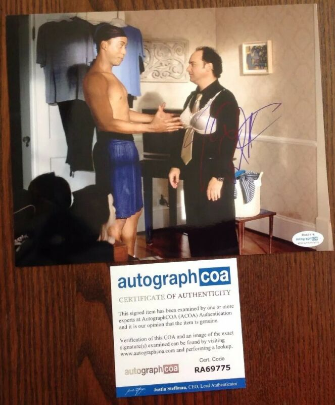 Kevin Pollak Hand Signed 8x10 Photo ACOA Authenticated