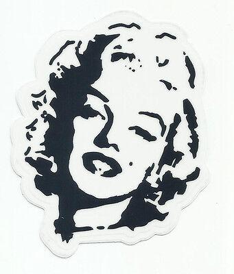 Sticker Aufkleber Marilyn Monroe - Stickerbomb Handy Notebook
