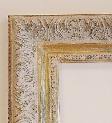 Light Gold Ornate Frames - Picture Frame- 8x10