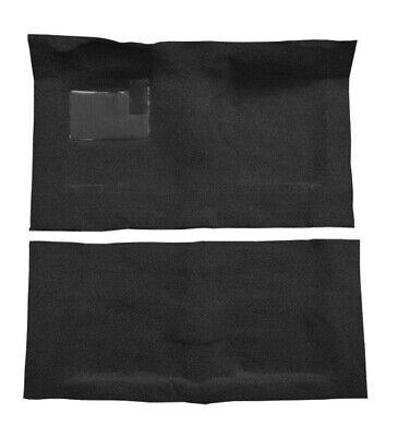 - New! 1968-1972 Chevy CHEVELLE Black Molded Carpet Set 2 Door or 4 Door  Auto/4sp