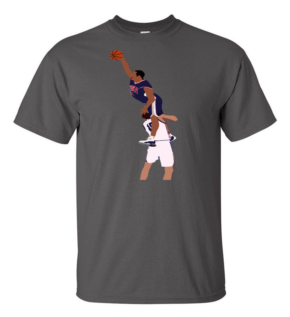 "Vince Carter Dream Team ""The Dunk"" T-Shirt"