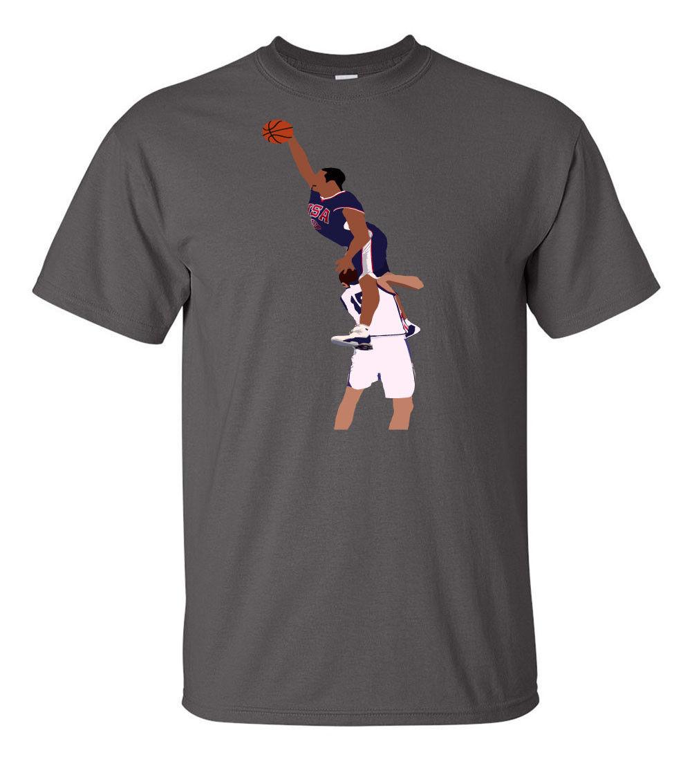 """Vince Carter Dream Team """"The Dunk"""" T-Shirt"""