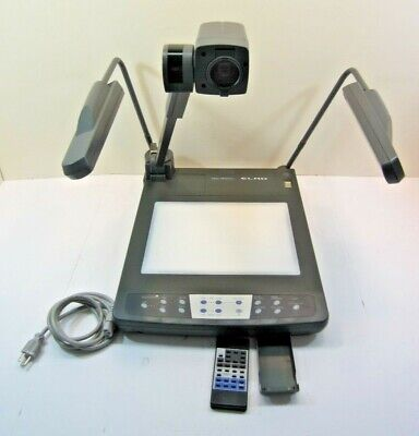 Elmo HV-5100XG Visual Presenter/Overhead Data Projector Works Great