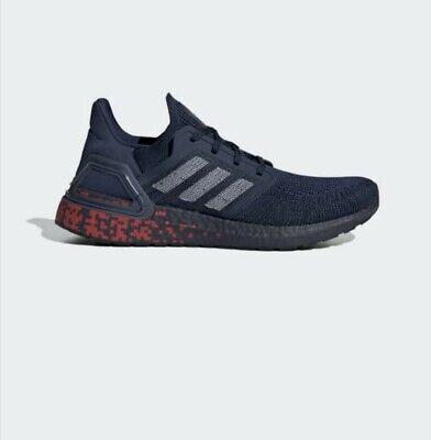 Adidas Ultraboost 20 Trainers Mens Size 7.5 - BRAND NEW WITH TAGS/BOX