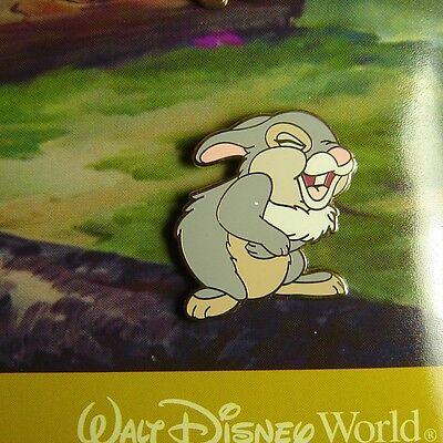 Thumper Bunny from 4 Pin Walt Disney Bambi Booster Set OC