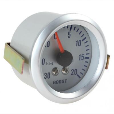 2'' LED Turbo Boost Press Pressure Vacuum Gauge Meter in.Hg / PSI Gauges 52mm