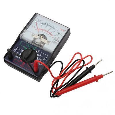 Dcac 1000v Voltmeter 500ma Ammeter 1k Resistance Meter Analog Multimeter Tool