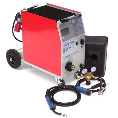 STAMOS MIG MAG Schutzgas Schweißgerät 250 A Duty Cycle 60 /% Schweißmaschine