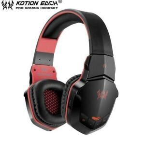 KOTION EACH B3505 Wireless Bluetooth 4.1  Gaming Headphone with Mic PC Hallam Casey Area Preview