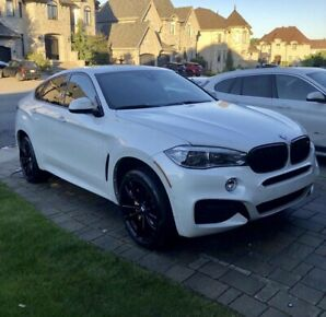 BMW X6 M 2018 Lease *1068$* 20km/yr *PREPAID MAINTENANCE