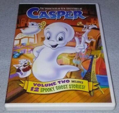 Casper Ghost Halloween Movie (CASPER - VOLUME 2 - 12 GHOST STORIES - DVD)