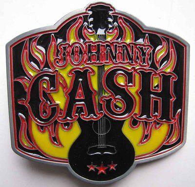 King Kerosin Johnny Cash Fuck The World Aufkleber Sticker Retro Rockabilly USA
