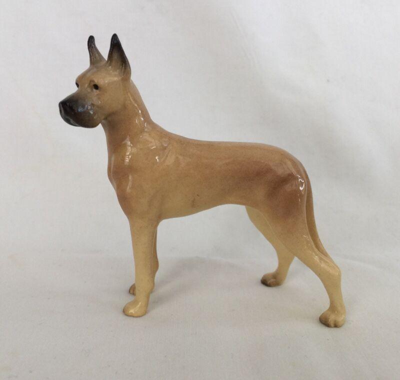 Hagen Renaker Pottery Dog Great Dane